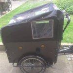 Bugatti kapell till El Lådcykel