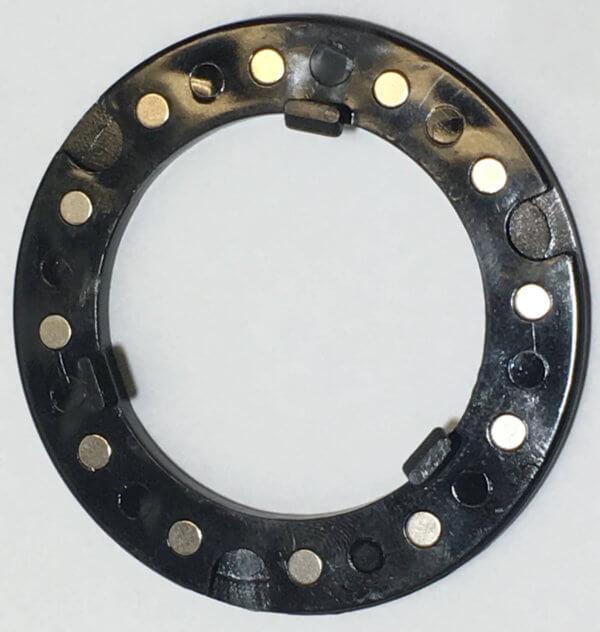 Magnet platta