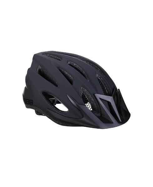 Cykelhjälm - Svart - Vuxen
