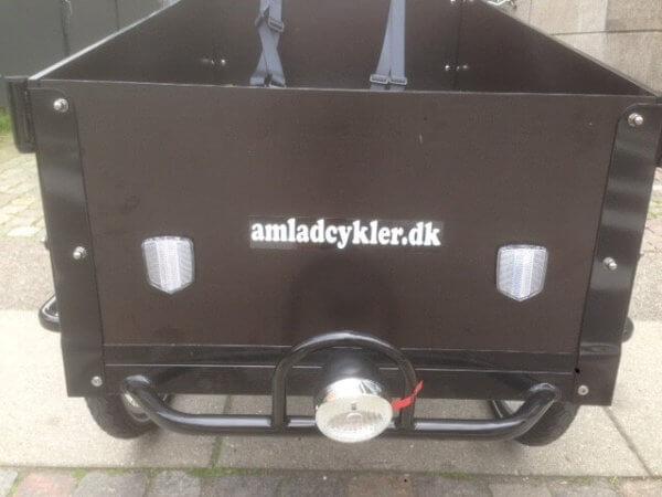 träpaneler för din lådcykel