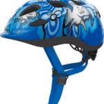 ABUS barns cykelhjalm - Blå - Barn