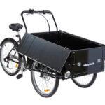 Lådcykel - Workman 2