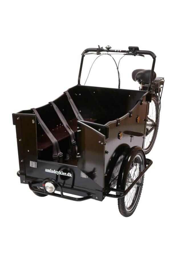 Lådcykel dagis / förskola