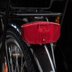 Baklyktan för lådcykel / Long John Amlådcyklar