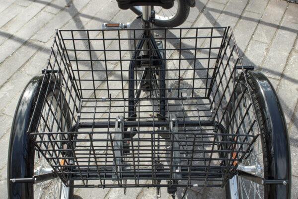 Trehjuling Vuxen kurv