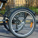 Trehjuling Vuxen bag