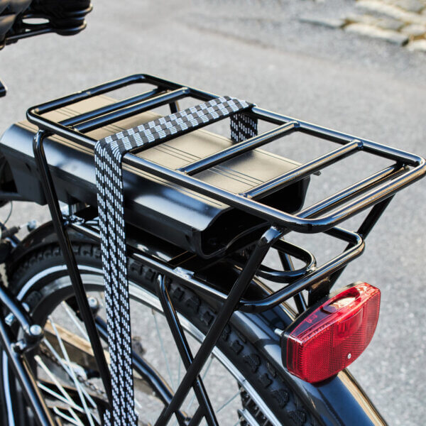 Pakethållare Elastiskt Band för ladcyklar