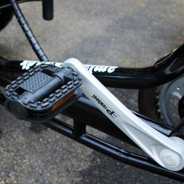 Pedal för lådcykel Amladcyklar