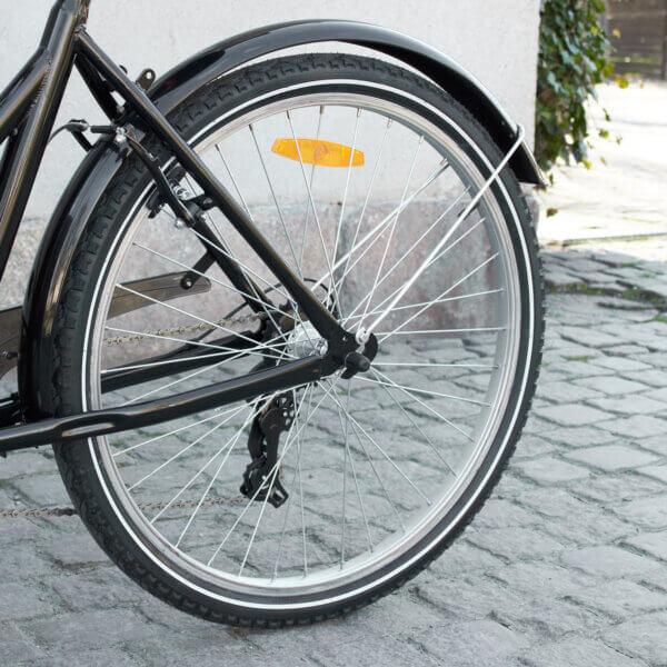Bakhjul Lådcykel 26″ Amladcyklar