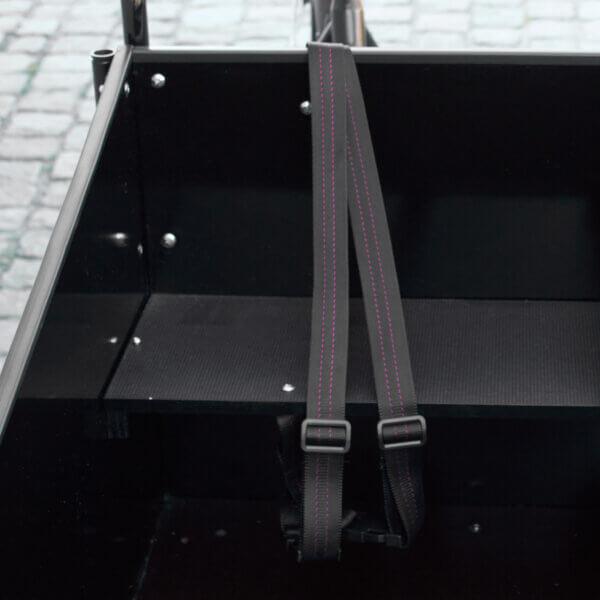 Sele för lådcykel – Trepunktsbälte (Y-typ) Amladcyklar