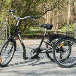Trehjuling Vuxen Amladcyklar
