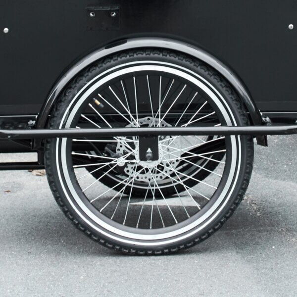 Framhjul 20″ för El Lådcykel Amladcyklar