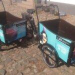 Folie för lådcykel / el lådcykel