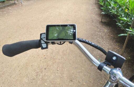 Display Trehjuling Vuxen Amladcyklar