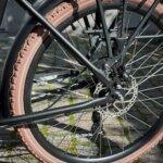 EL Lådcykel - Ultimate Harmony - Baghjul