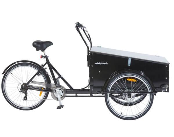 Lådcykel - Workman